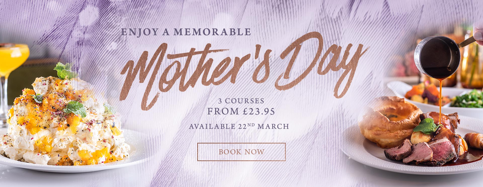 Mother's Day 2019 at The Spade Oak