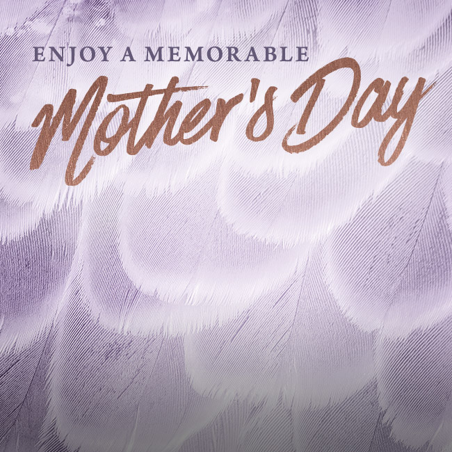 Mother's Day at The Spade Oak