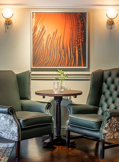 Relax at The Spade Oak